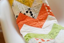 Quilts, pillows and puffs