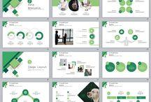 best green powerpoint templates