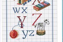 abeceda skládačka