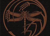 "TCC logo ""libélulas"""