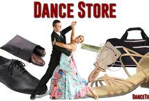 Dance Stuff, Shoes, Bags, Etc