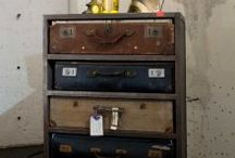 Vintage: Luggage Love / by Jenni Christmas