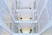 """interior design gallery """"Ingria tower"""""""