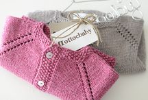 Woolyboo / Prendas de ropa tejidas en un hilo muy especial...Algodón, lana y bambú...Woolyboo.