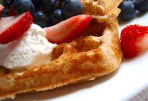 Recipes - Breakfast / by Rachel Fickenscher
