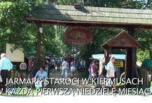 Jarmarki w Kiermusach / Raz w miesiącu w każda pierwszą niedzielę odbywają się u nas jarmarki staroci i rękodzieła ludowego :)