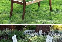 seating outdoors