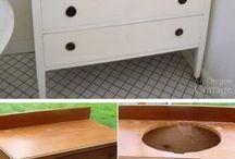 felújitott bútorok