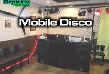 Musikproduktionen und Mobile Disco / Musikproduktionen und Mobile Disco