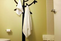 Bathroom ideas / by Erin Clements