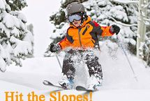 Vacations as a family....kids will have lifetime memories!,,,, / A winter trip normally involves cold and snow and ski time on the slopes!!!!