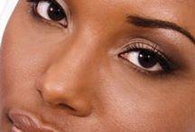 Make up voor donkere huid
