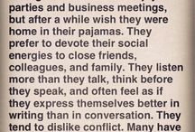 Truth About Introverts / by Katye Boyle