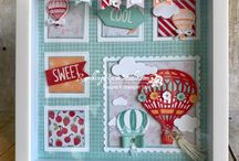 Stampin' Up! Samplers and Pictures