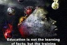 Education, Success, Achievement !!