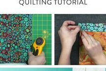 Tips and Tricks for Quilting