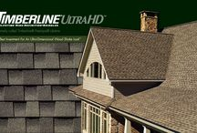 Timberline Ultra HD / GAF Timberline Lifetime Shingles - Your best investment for an ultra-dimensional wood-shake look.