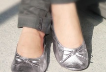 Footwear / by Carol Blymire