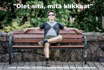 My quotes in Finnish