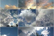 Sija van Riel.Fotografie. / Foto,s gemaakt met mijn Mobiel in de ochtend en avond van Wolken in de lucht