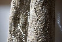 I love to knit! / Knitting patterns / by Barb Peters