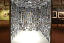 Kiállítás térbeli inctallációk