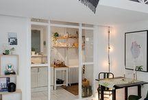Small places / Kleine ruimtes