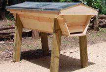 včelý úľ výroba