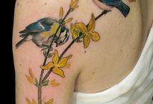 Tattoo Ideas / by Melissa Vastag