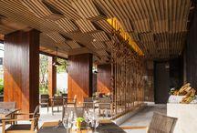 Restaurant interior designer / Restaurant interiors