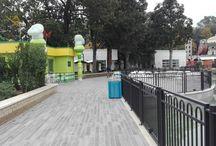 Progetto: Luneur Park Roma anno 2016-2017