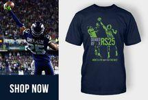 Richard Sherman Men's Gear / Official Richard Sherman Gear, of the Seattle Seahawks. Find apparel at www.RichardSherman25.com