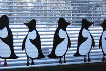 askartelu, pingviini