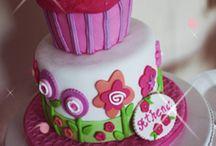 Cakes / by Jennifer Byrd