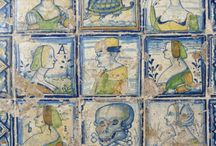 Majolica Tiles / by Karen Slade
