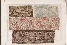 Materiały XVIII i XIX wiek  / Fabrics 18th and 19th centuries