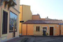 Murales in Sardinia / Pitture sulle pareti dei villaggi sardi...