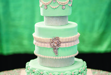 cool cakes and cupcakes / by Brittany Lykins