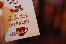 CoffeeFest | Slovakia / Slovensko má svoj vlastný festival kávy. Stál som pri jeho zrode a organizácii dvoch ročníkov, pretože si myslím že dobré zrno treba dostať z plantáže do šálky! www.coffeefest.sk / by Peter Handzus