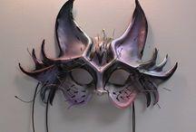 Cheshire Mask
