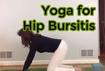 Hip bursitis exercise