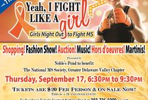 Girls Night Out to FIght MS
