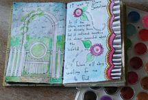 Creative art ideas / by Janell Burchard
