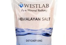 Himalayan Salt WestLab Products