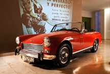 Vintage car museum | Travel back in time / Take a peek at our vintage car museum