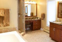 Our Bathroom Remodels / Beautiful bathrooms we have remodeled in the Hendersonville/Flat Rock, NC area