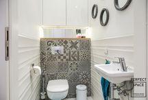 Łazienka / Oryginalne pomysły na aranżację łazienki tej małej i tej dużej