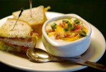 foods to try / by Robin Saionzkowski