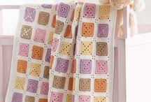 Crochê - Cobertores