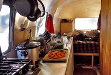 Our Airstream Reno / by Jillian Haretuku